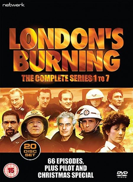London&#39s Burning: The Complete Series 1 to 7