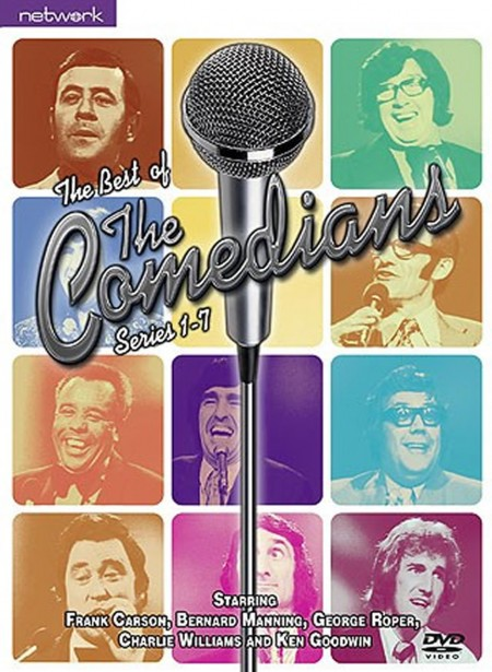 Comedians (The): The Best of Series 1 to 7