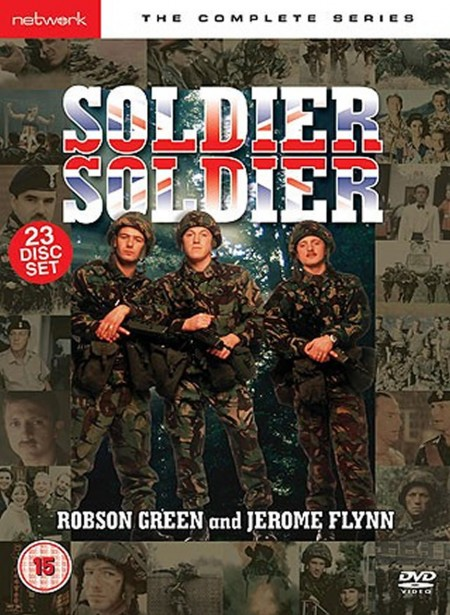 Soldier Soldier: The Complete Series