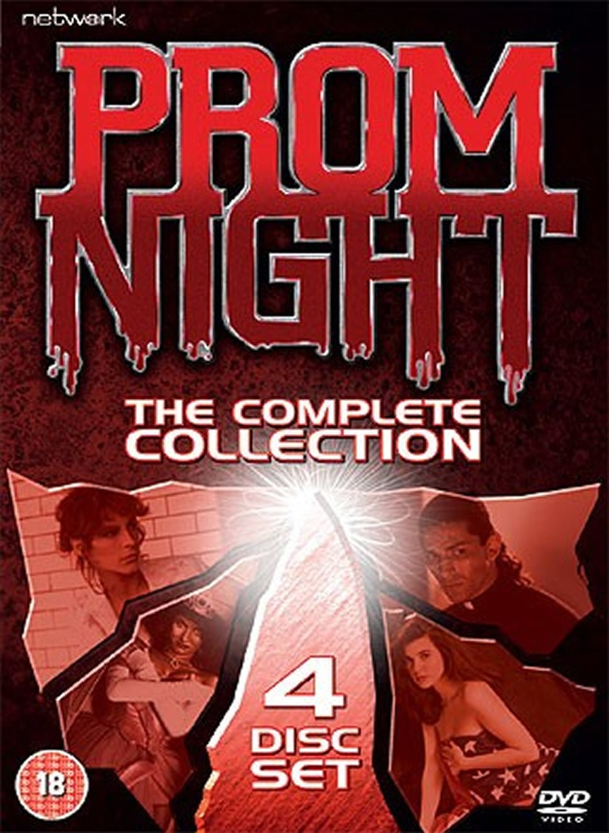 Prom Night: The Hamilton High Collection
