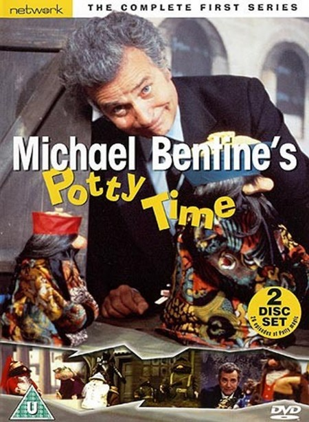 Michael Bentine&#39s Potty Time: The Complete Series 1