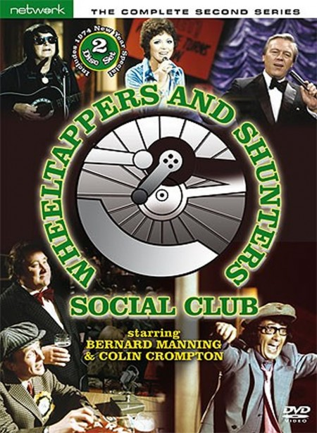 Wheeltappers and Shunters Social Club (The): Complete Series 2