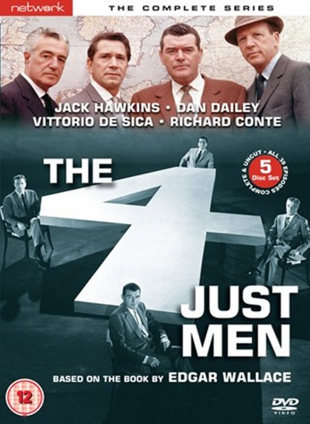 Four Just Men (The): The Complete Series