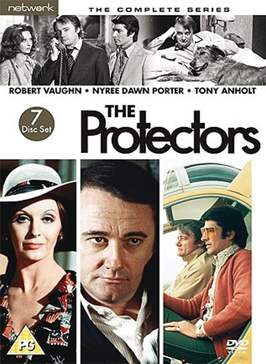 Protectors (The): The Complete Series