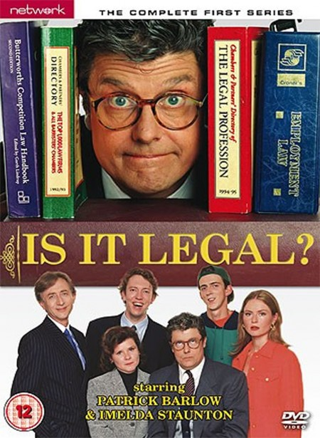 Is It Legal?: The Complete Series 1