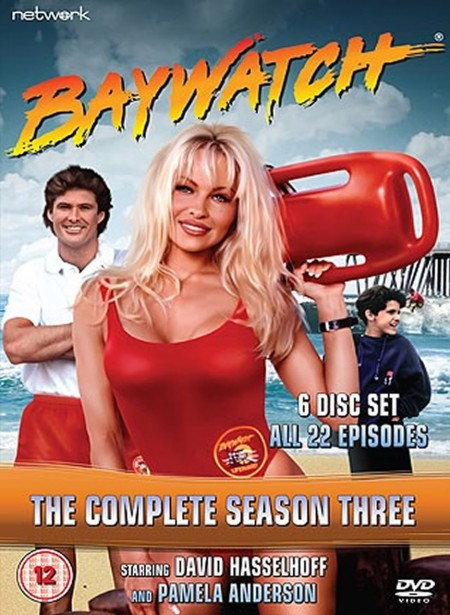 Baywatch: The Complete Season 3