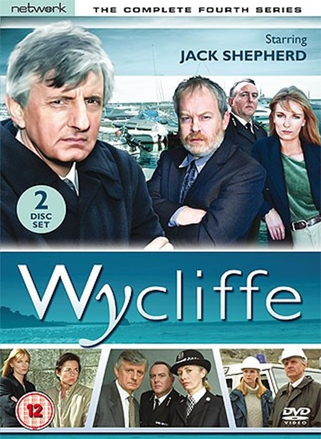 Wycliffe: The Complete Series 4