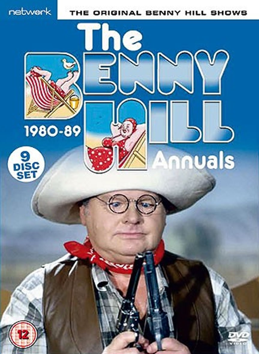Benny Hill: The Benny Hill Annuals 1980-89