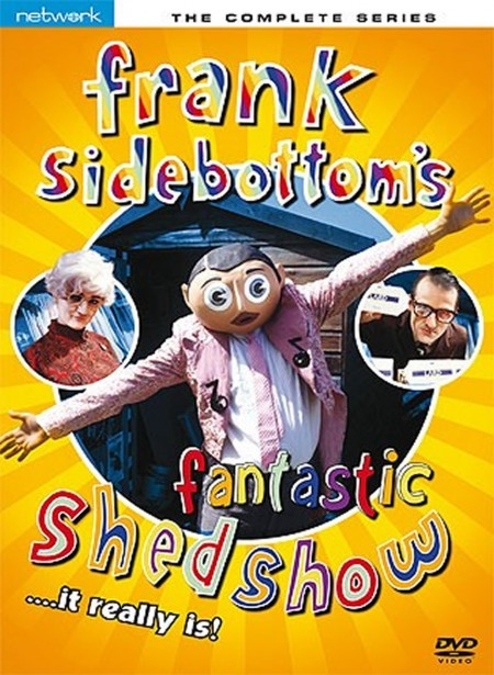 Frank Sidebottom&#39s Fantastic Shed Show: The Complete Series