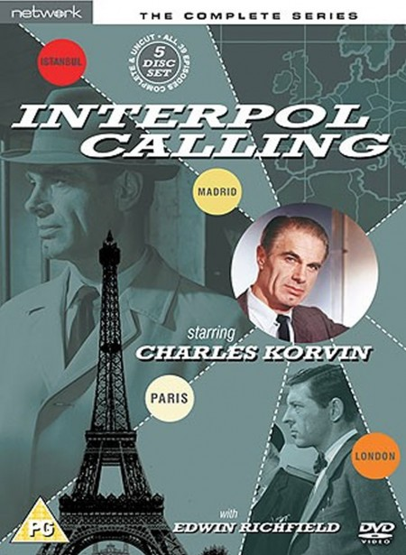 Interpol Calling: The Complete Series