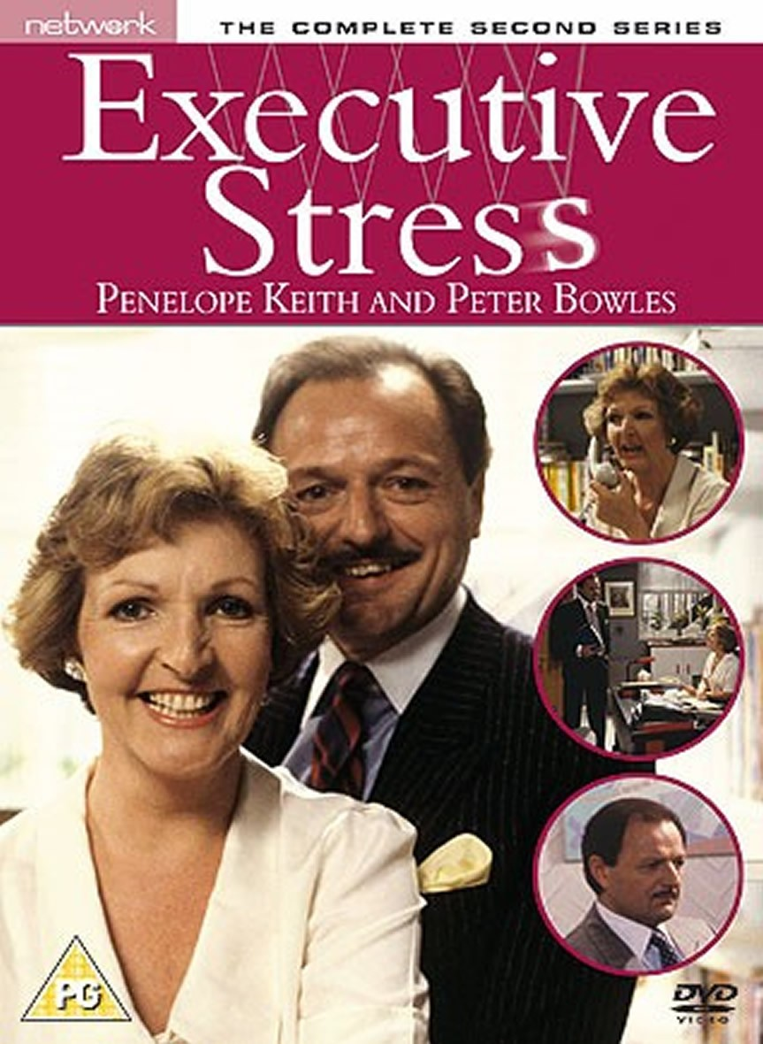 Executive Stress: The Complete Series 2