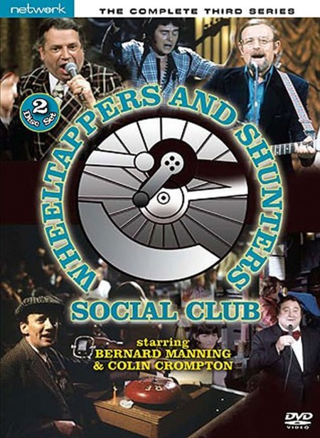 Wheeltappers and Shunters Social Club (The): Complete Series 3