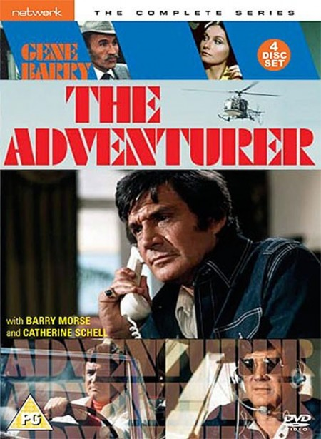 Adventurer (The): The Complete Series