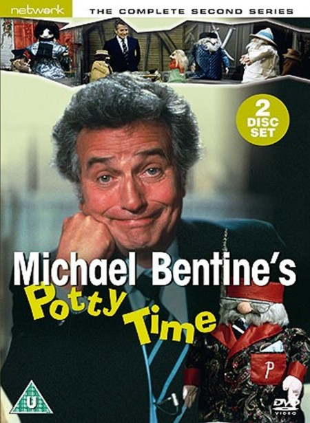 Michael Bentine&#39s Potty Time: The Complete Series 2