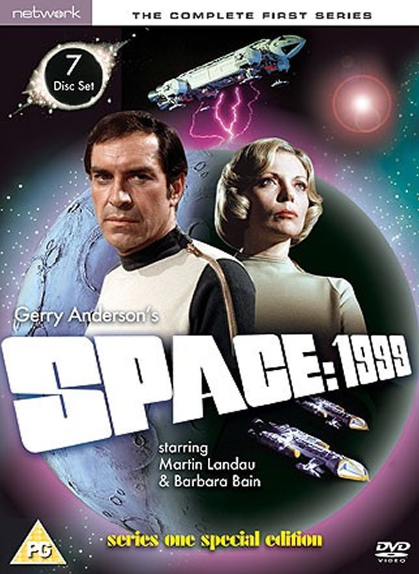 Space:1999: The Complete First Series