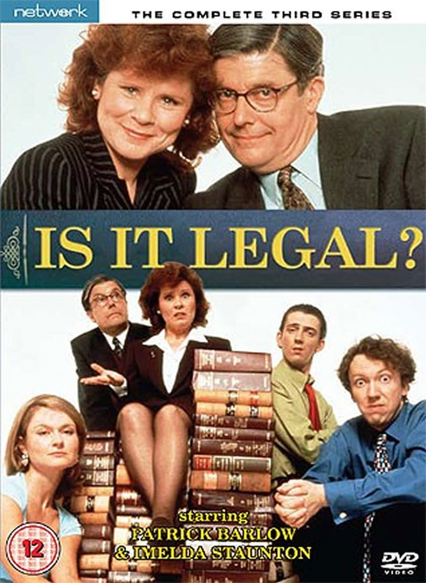 Is It Legal?: The Complete Series 3