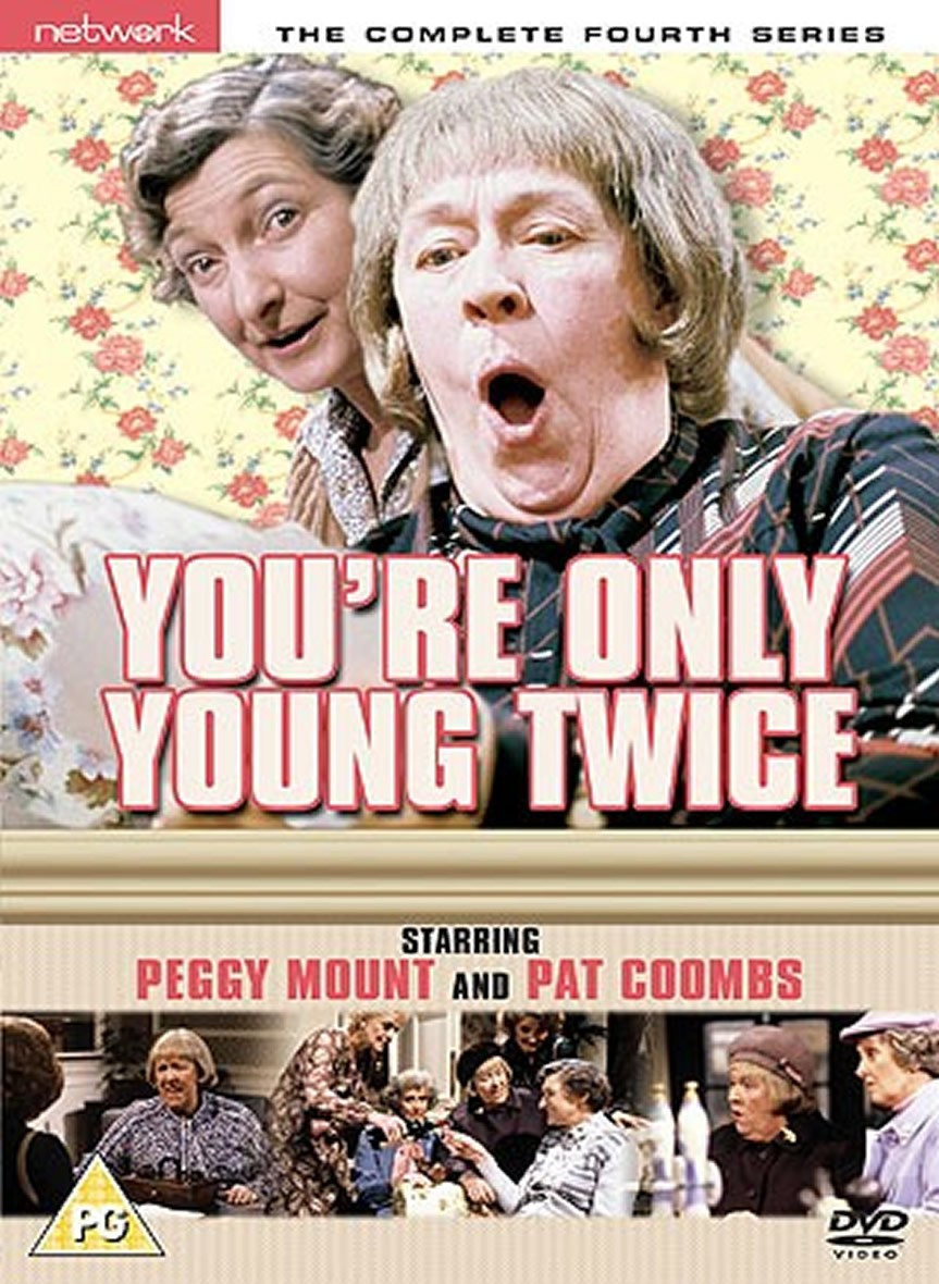 You&#39re Only Young Twice: The Complete Series 4