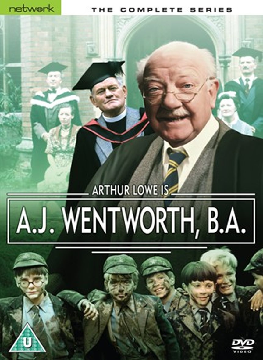 A.J. Wentworth, B.A.: The Complete Series