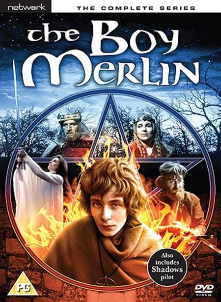 Boy Merlin (The): The Complete Series