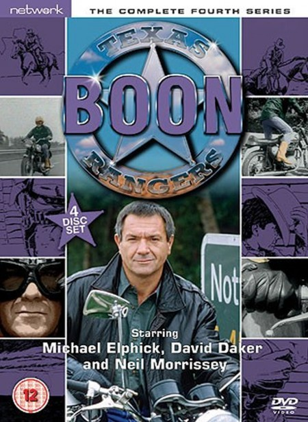 Boon: The Complete Series 4