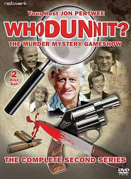 Whodunnit?: The Complete Series 2