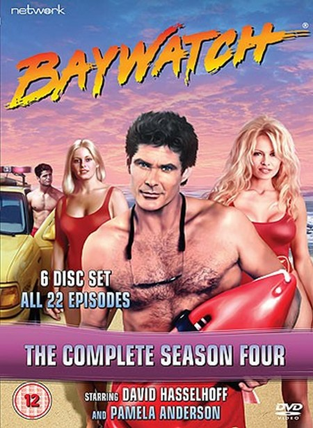 Baywatch: The Complete Season 4