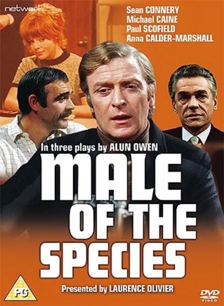 Male of the Species (The): Three Plays by Alun Owen