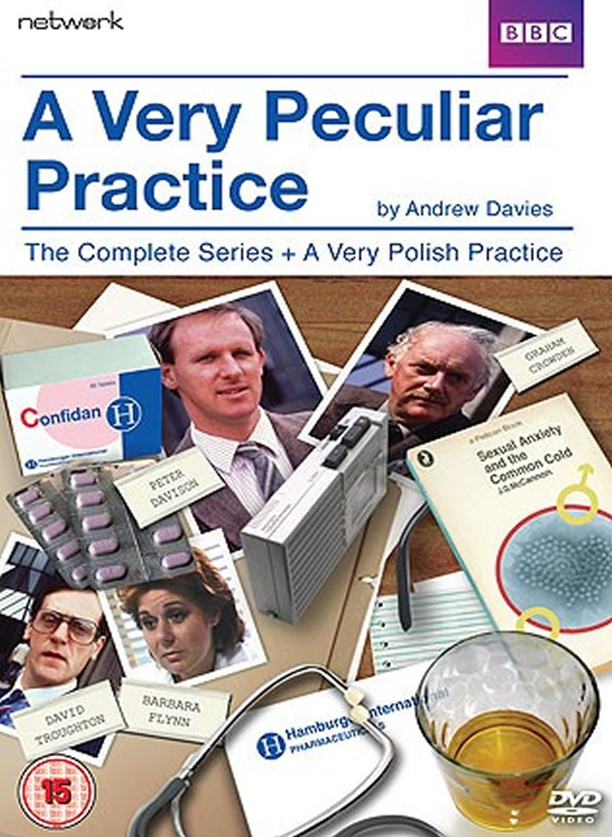 Very Peculiar Practice (A): The Complete Series