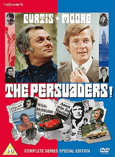 Persuaders! (The): The Complete Series