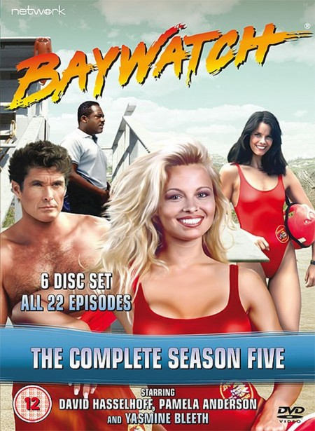 Baywatch: The Complete Season 5