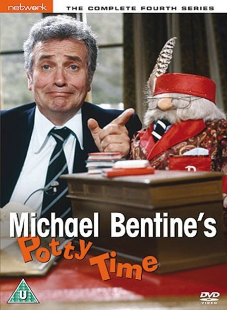 Michael Bentine&#39s Potty Time: The Complete Series 4