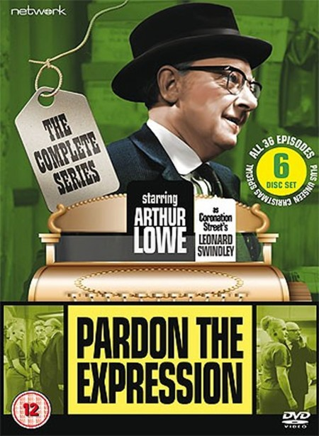 Pardon the Expression: The Complete Series