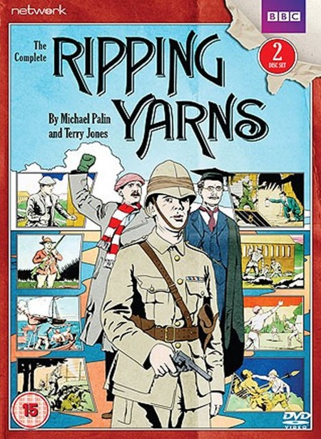 Ripping Yarns: The Complete Series