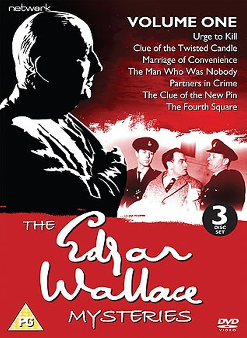 Edgar Wallace Mysteries: Volume 1