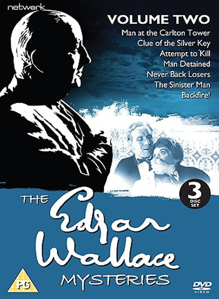 Edgar Wallace Mysteries: Volume 2
