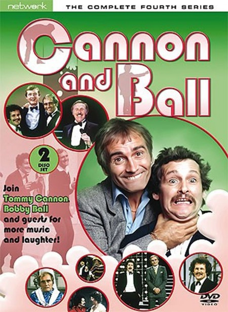 Cannon and Ball: The Complete Series 4