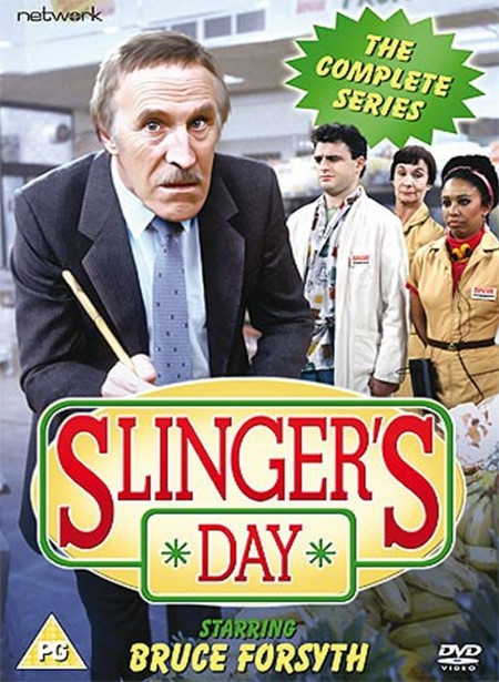 Slinger&#39s Day: The Complete Series