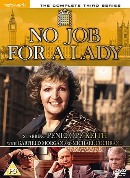 No Job For a Lady: The Complete Series 3