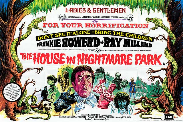 House in Nightmare Park / Network On Air