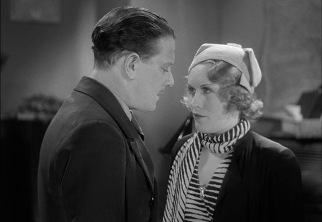 Co-leads Richard Bird and Nancy Burne, whohad more than a touch of the young Anna Neagle about her
