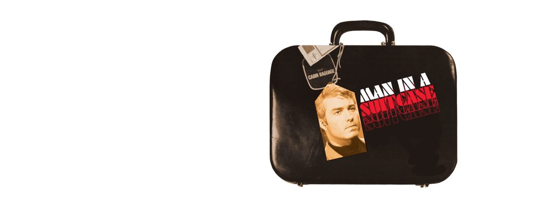 Man in a Suitcase: Volume 3 [BLU-RAY][PRE-ORDER]