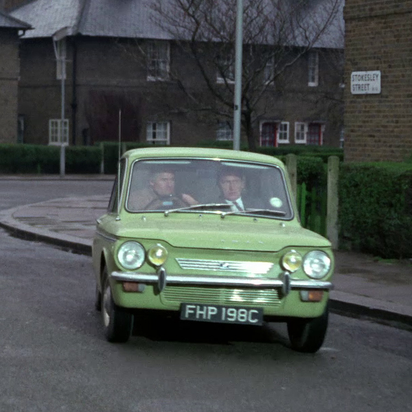 Man In A...Hillman Imp???