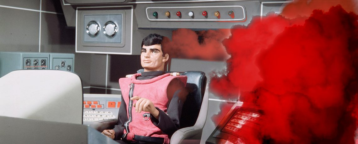 Captain Scarlet and the Mysterons: Volume 4 [BLU-RAY]