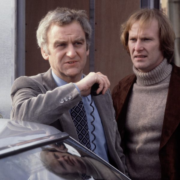 45 Years of The Sweeney – Vehicles and Villains