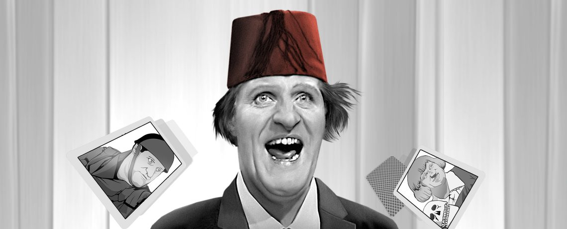 Tommy Cooper: Life With Cooper