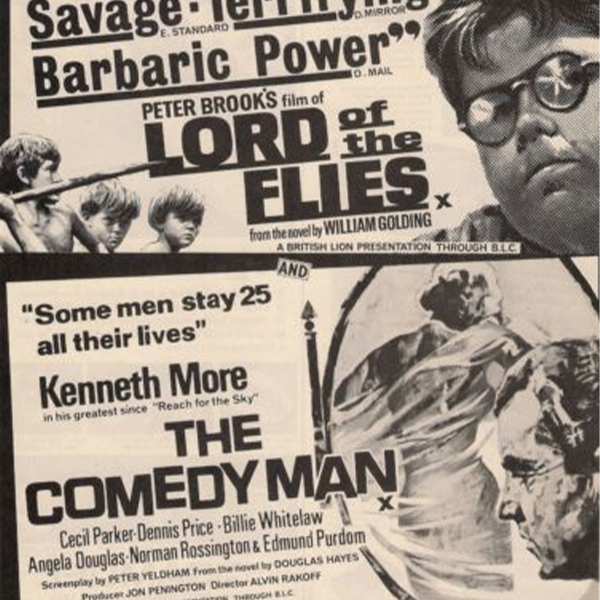 The Comedy Man – Kenneth More's Finest Hour?