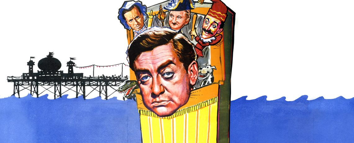 The Punch and Judy Man [BLU-RAY]