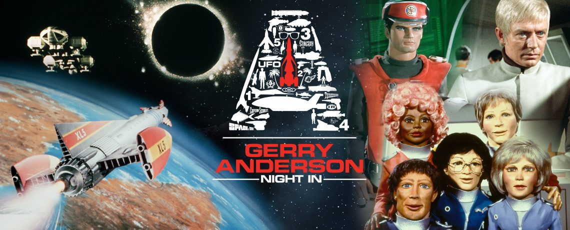 Gerry Anderson Night In