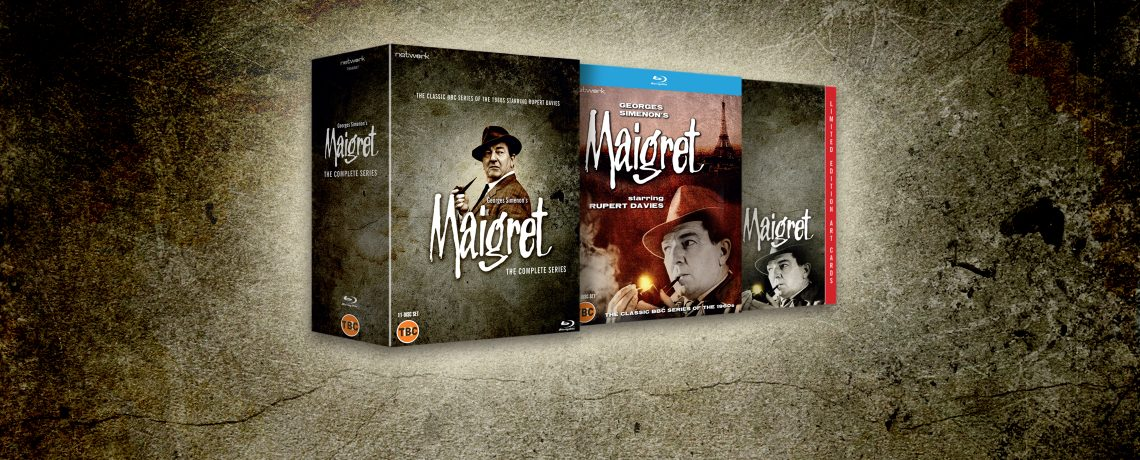 Maigret: The Complete Series [Deluxe Limited Edition Blu-ray] Pre-order now