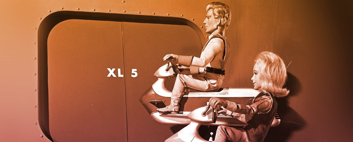 Fireball XL5: The Complete Series [Deluxe Limited Edition Blu-ray] Pre-order